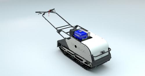 Мотобуксировщик Snowdog  Y408 Sport 2021  с реверсом