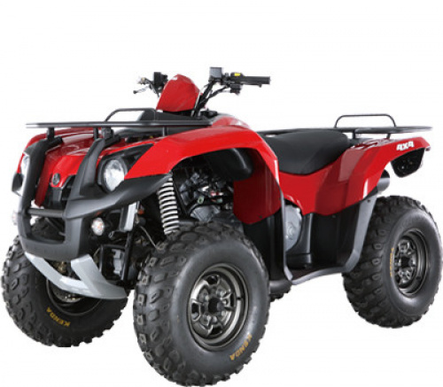 Квадроцикл SYM QuadRaider 600 LE